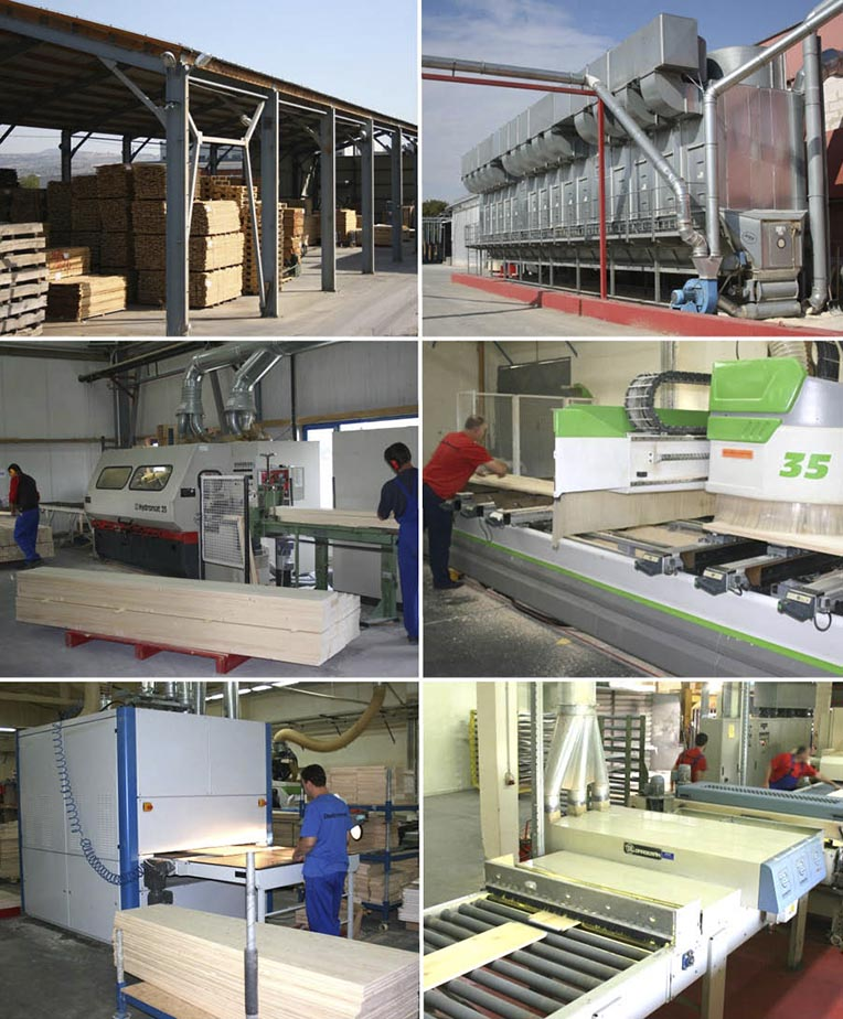Lundia Furniture System production 2